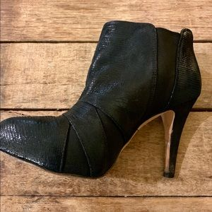 Saks Fifth Ave booties 6